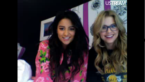 Ustream fun :)