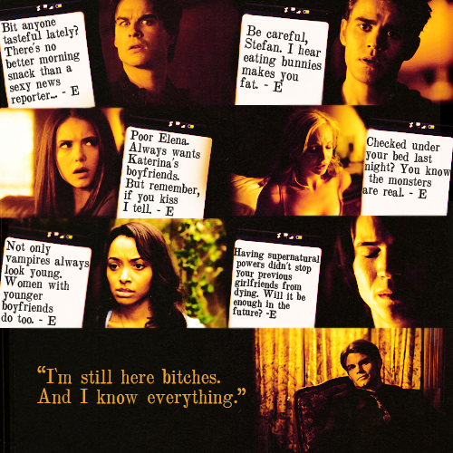Vampire Diaries, Pretty Little Liars style