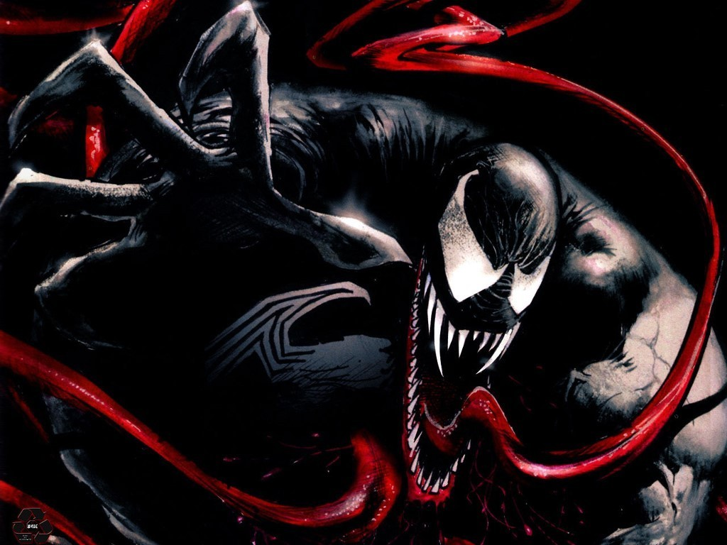 Venom - Spider-Man Wallpaper (20067754) - Fanpop