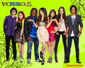 victorious - Victorious Cast wallpaper