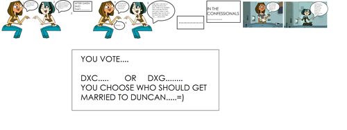 WHO SHOULD MARRY DUNCAN