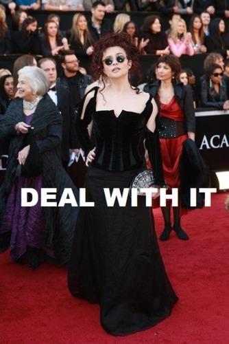 What should be Bellatrix's new dress, :P