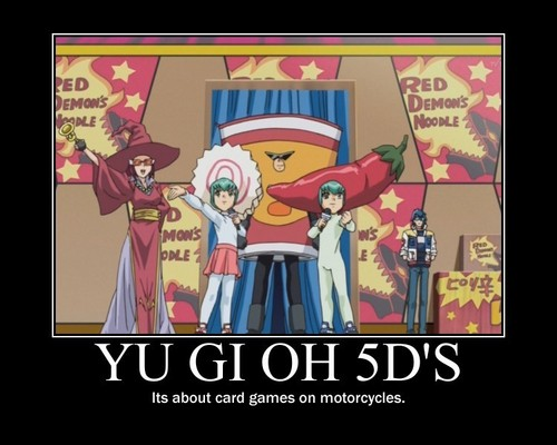 Yu-Gi-Oh! Motivationals!;D