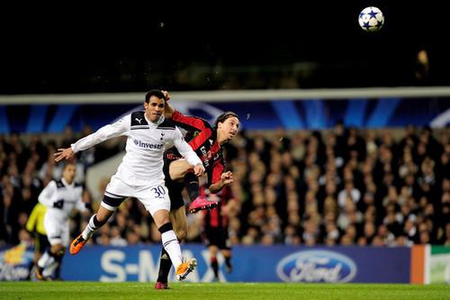 Z. Ibrahimovic (Tottenham - AC Milan)