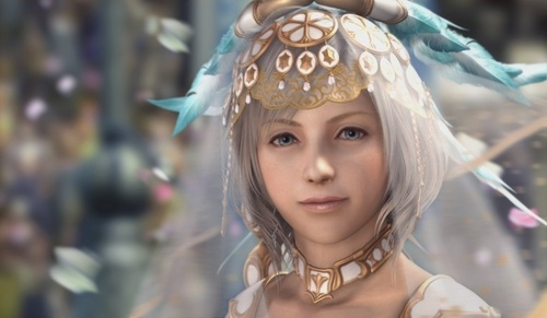 ashe ff12 - final-fantasy-xii Photo