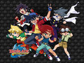 bey-team - beyblade-grevolution wallpaper