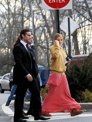 chace and blake on set 11/3/11!