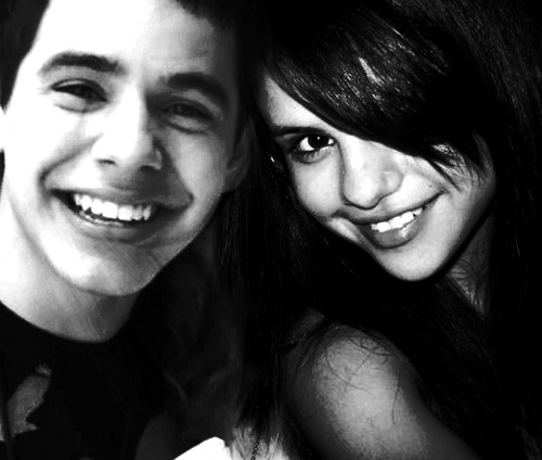 david and selena تصویر editing. what do آپ think if it's true??