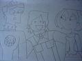 duncan,gwen and chris?? - total-drama-island fan art