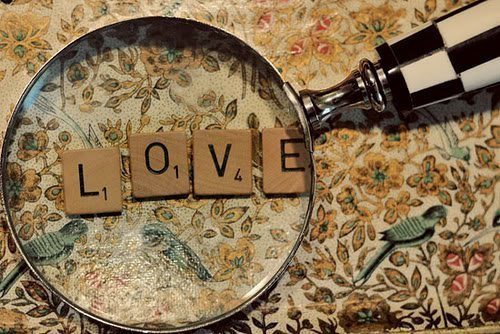 fall in amor