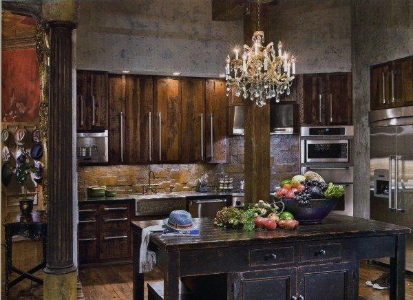 New York Loft Kitchen Ideas