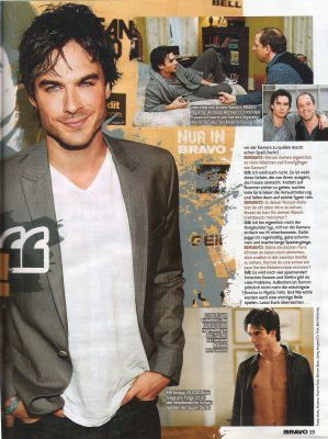 magazine scan (Germany)