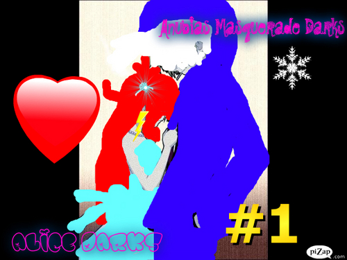 me and anubias(masquerade) forever <3
