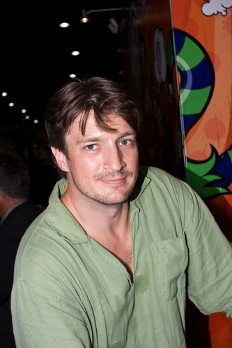 Nathan Fillion 壁纸 called nathan fillion