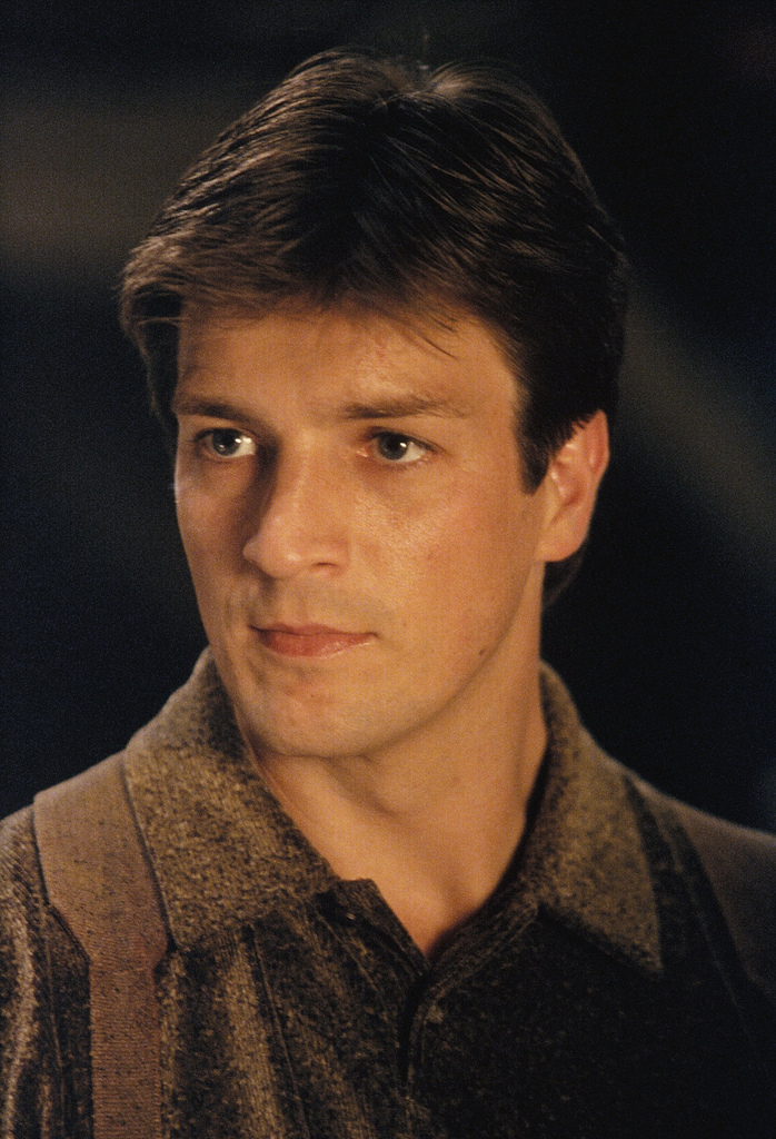 Nathan Fillion nathan fillion