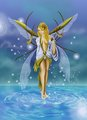 pretty fairy art 3 elements