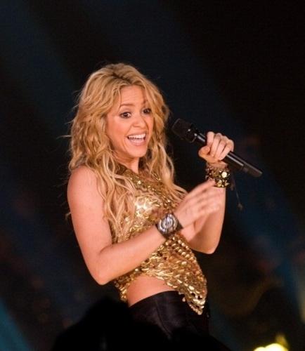 Shakira pregnant...