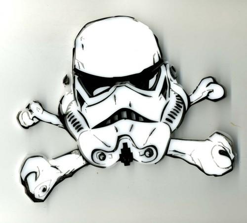 stormtrooper death X