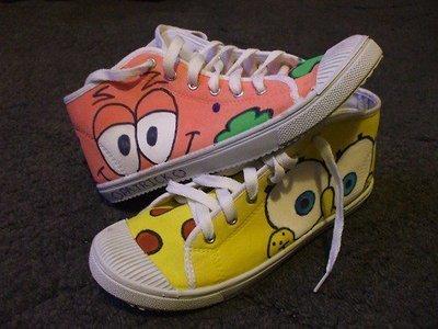 teens spongebob