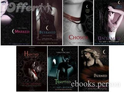 the house of night books