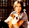 tyler with a puppy - tyler-blackburn photo