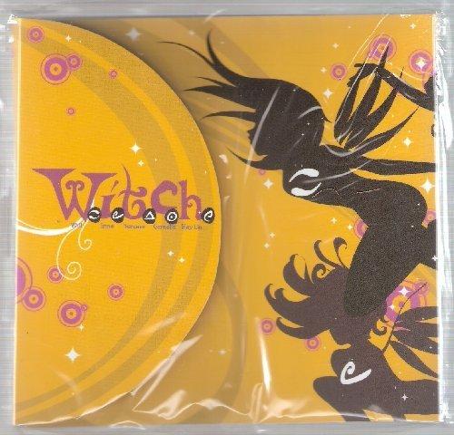 w.i.t.c.h cd