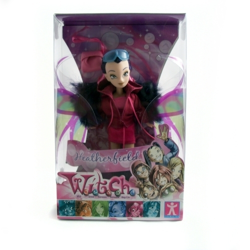 w.i.t.c.h dayami lin doll