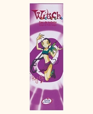 w.i.t.c.h feno lin perfume