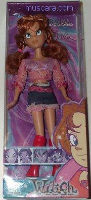 w.i.t.c.h irma doll