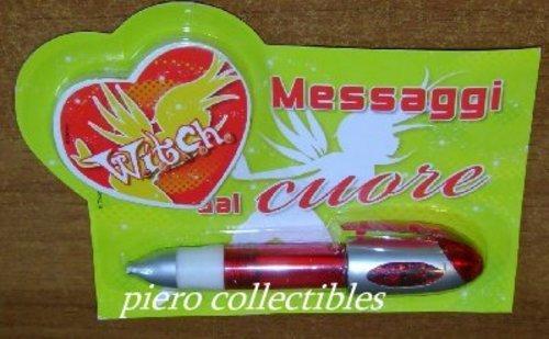 w.i.t.c.h pen