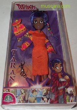w.i.t.c.h taranee doll