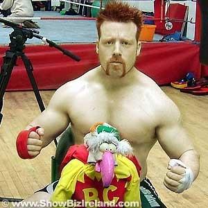 WWE ShEaMuS