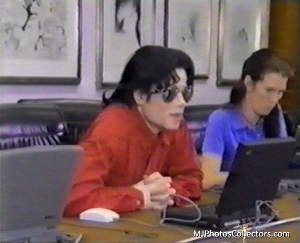 ♥ :*:* Michael & The 粉丝 chat :*:* ♥
