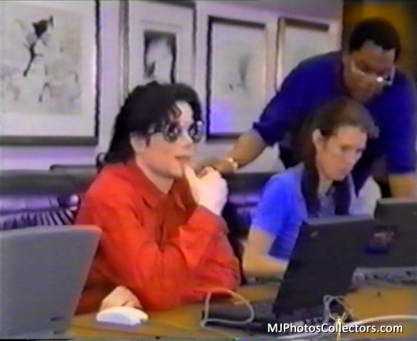♥ :*:* Michael & The 팬 chat :*:* ♥