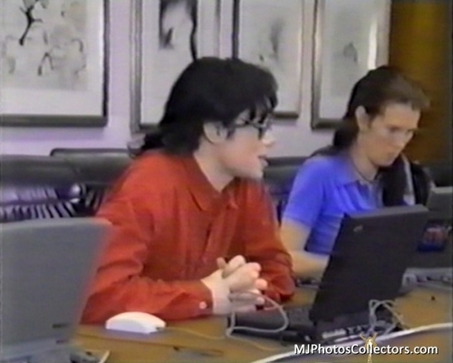 ♥ :*:* Michael & The fan chat :*:* ♥