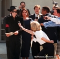 ♥ :*:* Michael  at Princess Diana's Memorial service:*:* ♥ - michael-jackson photo
