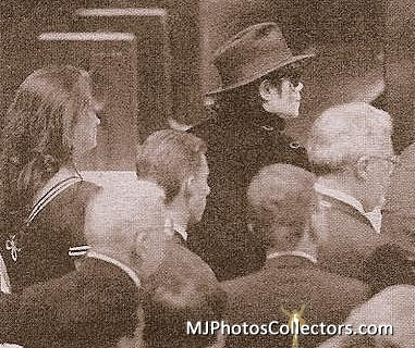 ♥ :*:* Michael at Princess Diana's memorial service :*:* ♥