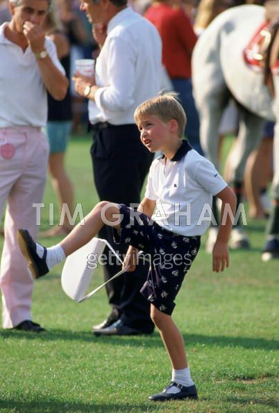 William At Polo