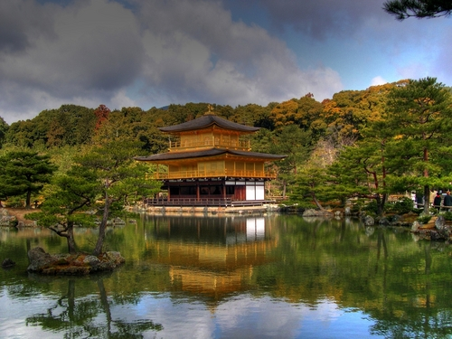 Beautiful Places wallpaper with a boathouse entitled ♥ beautiful Japan