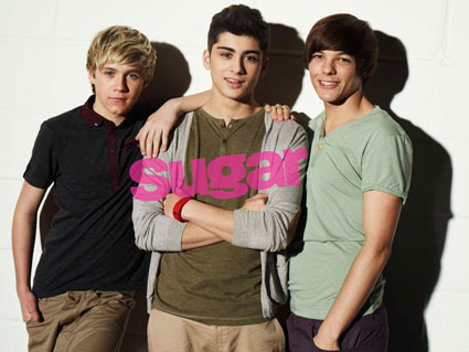 1D = Heartthrobs (I Ave Enternal amor 4 1D & Always Will) Naill, Zayn & Louis Sugar! 100% Real :) x