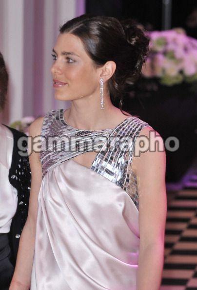 charlotte casiraghi 2010. 2010 Monte Carlo Rose Ball