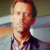 Dr. Gregory House photo with a portrait entitled 4.01 'Alone' Icons