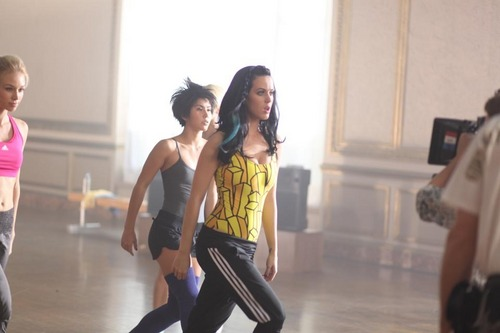 Aididas Commercial Katy!!♥