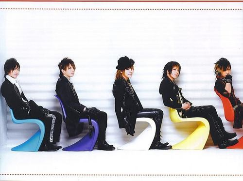 Alice Nine - japanese-bands Photo