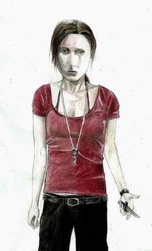 Amanda in Saw 3
