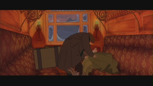 "Movie Couples images Anastasia & Dimitri in ""Anastasia"" HD wallpaper and background photos"