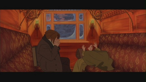 "Anastasia & Dimitri in ""Anastasia"" - movie-couples Screencap"