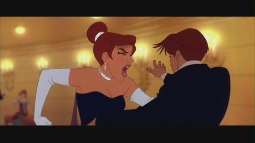 "parejas de películas fondo de pantalla possibly with a business suit and anime entitled anastasia & Dimitri in ""Anastasia"""