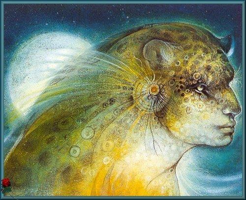 Art por Susan Seddon Boulet