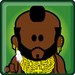 B.A. / Mr T. - the-a-team icon